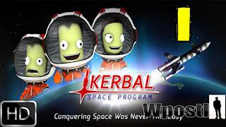 كيربال سبيس بروجرم (بالإنجليزية: Kerbal Space Program) هي لعبة فيديو تقمص أدوار من منظور أول (غير مجانية) أُنتجت عام 2009 كأول إصدار حقيقي من قبل فريق يحّمل اسم اللعبة (كيربال سبيس بروقرام) تابع لشركة ألعاب محلية تُسمي squad وهناك النسخة 1.0.5 التي انتجت عام 2015 يقوم اللاعب في تلّك اللعبة بالتحكم بوكالة فضاء خاصة تسمى حسب المسمى المُعطى لها، في بداية الأمر هناك 6 مبانّ رئيسية وأساسية بالوكالة للتحكم برحلات الفضاء وإدارة المهمات المسجلة ضمن نظام البرمجة، تكون تلك الوكالة موجودة على كوكب الأرض المسمى في تلك اللعبة (kerbin) ومهمتك كـ مدير لتلك الوكالة هي الوصول إلى كافة الكواكب الموجودة داخل النظام الشمسي الموجود بتلك اللعبة.وجد باللعبة نظام كما النظام الشمسي الحقيقي ولكن بمسميات مختلفة.. شرح البرنامج عبر الفيديو التالي فرجة ممتعة .