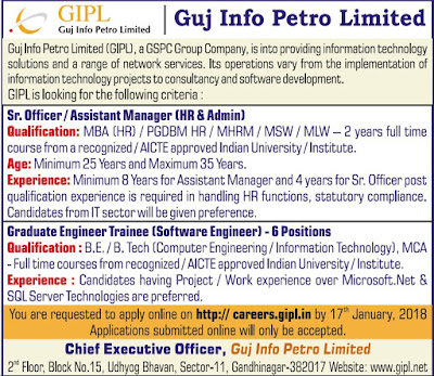 gipl-recruitment-for-various-post-2018