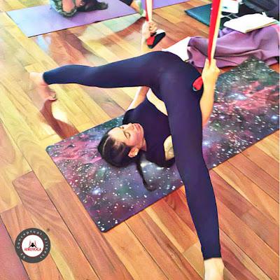 formacion yoga aéreo