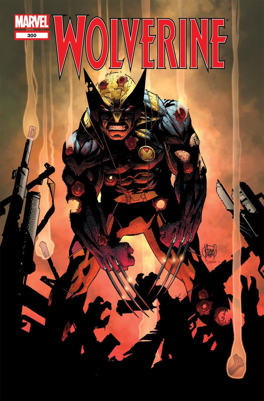 Wolverine (2010) 300 Page 1