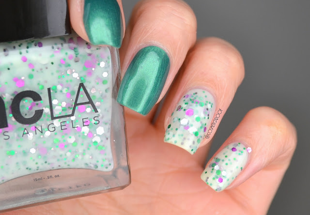 NCLA Lavish Spender Swatch