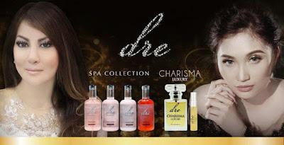 pengasas dre charisma perfume
