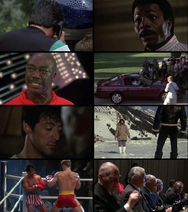 Rocky IV (1985) Dual Audio Hindi 720p BluRay