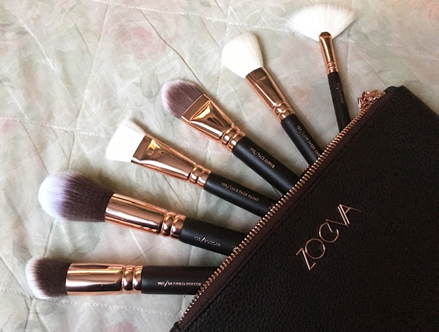 Zoeva Rose Gold Brushes Rose Golden Complete Set Vol. 1