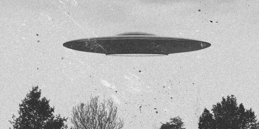 Write about UFOs and Aliens for us.