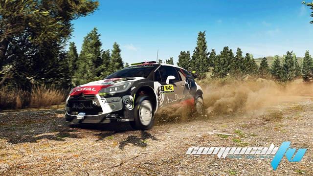 WRC 5 Xbox 360 Español