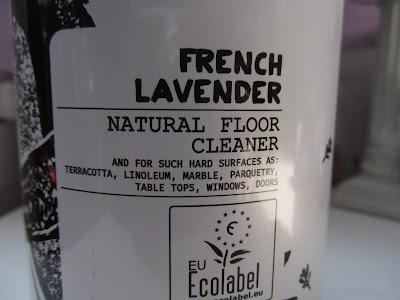 čistič na podlahy francúzska levanduľa