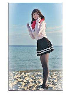K-on Cosplay:Yui Hirasawa
