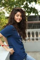 Actress Rithika Sing Latest Pos in Denim Jeans at Guru Movie Interview  0224.JPG