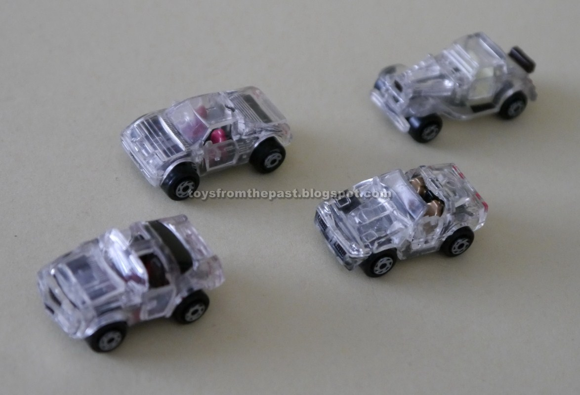 toys from the past 835 micro machines x rays collection 4 1991