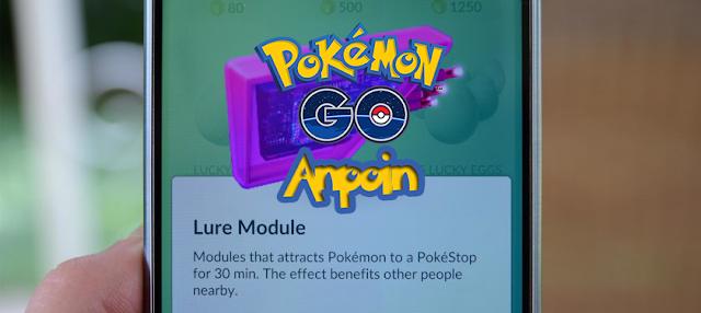 Cara Mudah Mendapatkan Lure Module Pokemon GO Terbaru, Cara Mendapatkan Lure Module Gratis Work, Cara Mendapatkan Lure Module Paling Mudah di Pokemon Go, Cara Membeli Lure Module di Pokemon GO.