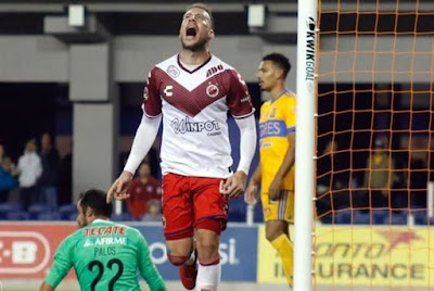 Veracruz goleó a Tigres – San Cadilla