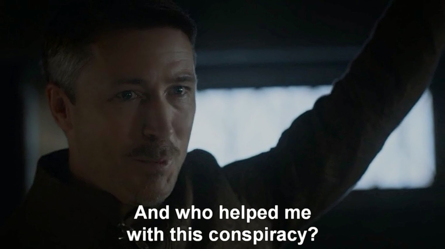 HBO Game of Thrones s04e04: Petyr Baelish and his conspiracy
