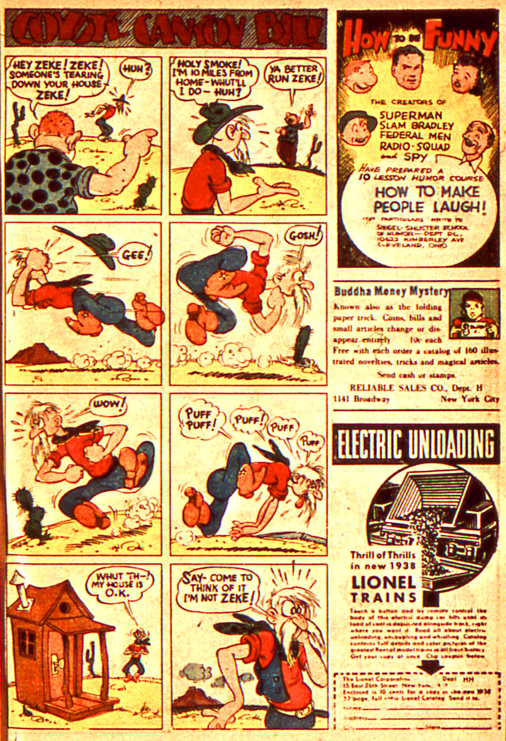 Read online Action Comics (1938) comic -  Issue #7 - 28