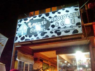 REVIEW CAFE ROEMAH COEKLAT DI SEMARANG