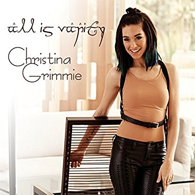 Christina Grimmie - All Is Vanity - Album Download, Itunes Cover, Official Cover, Album CD Cover Art, Tracklist