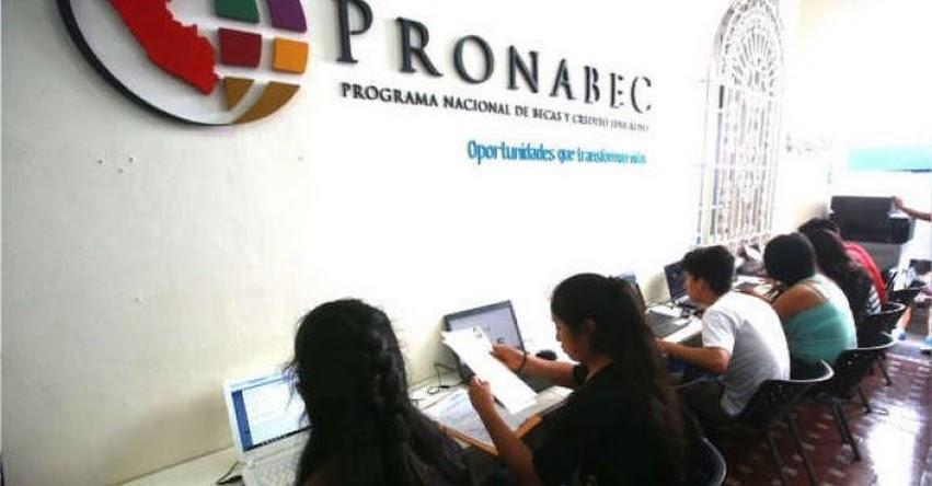 PRONABEC ofrece becas para profesionales peruanos para estudiar en Oxford, Cambridge, Harvard y otras universidades - www.pronabec.gob.pe