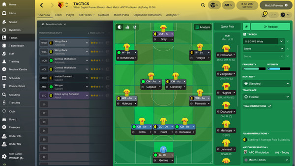 Football Manager 2018 Full Version