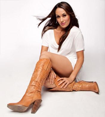Rikishi Car Wallpaper Celebrity Swimsuit Brie Bella Hot Images 2012