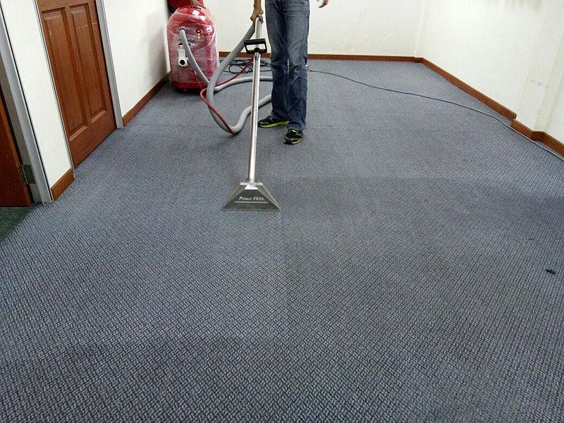 Professional Carpet Cleaning in Oklahoma