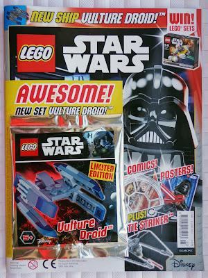 LEGO Star Wars Magazine Issue 23