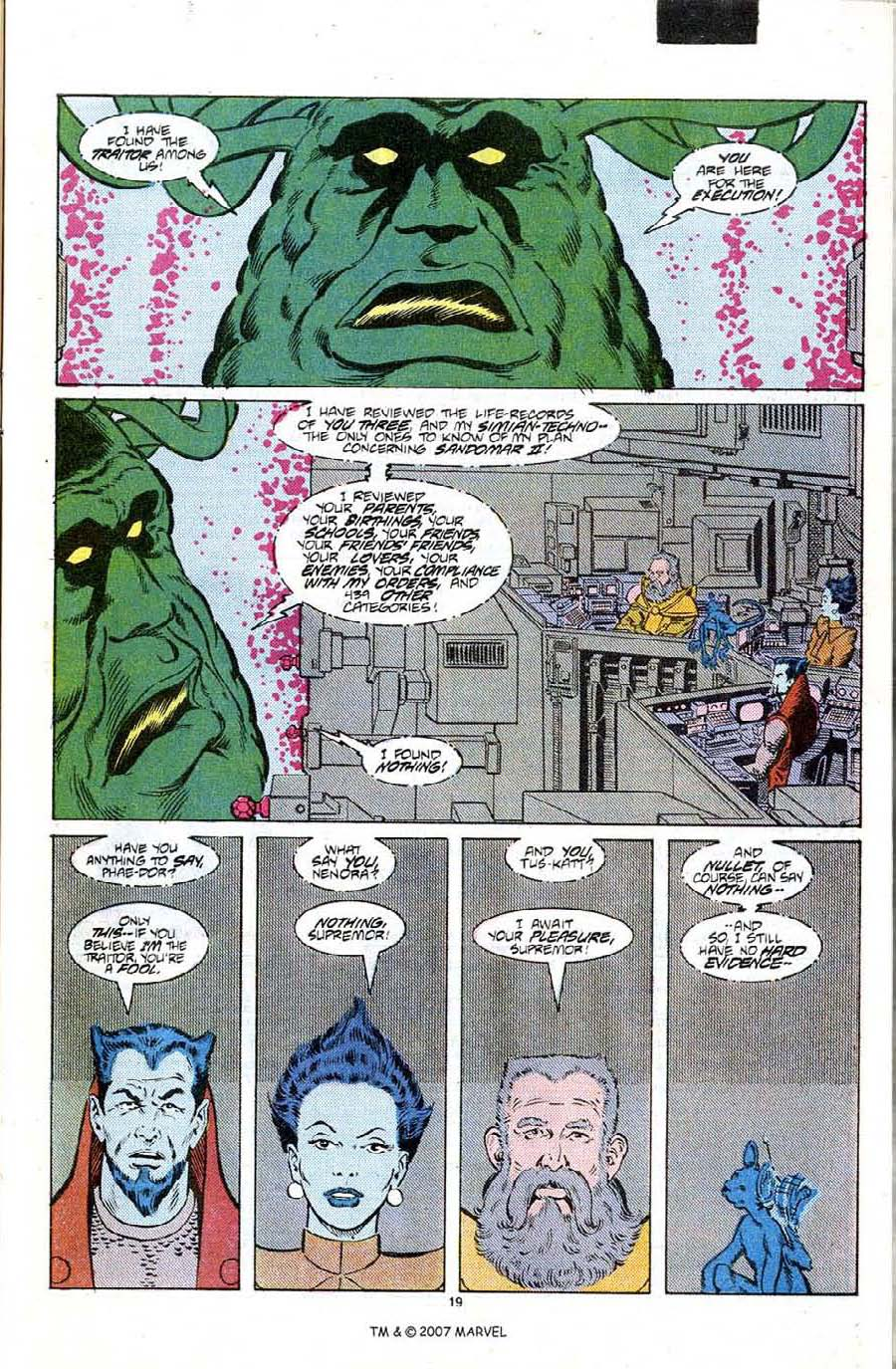 Read online Silver Surfer (1987) comic -  Issue #6 - 27