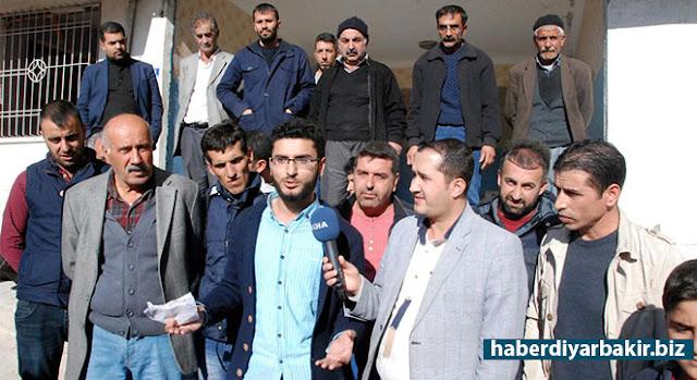 DİYARBAKIR-Diyarbakır Bağlar ilçesinde PKK tarafından 4 Kasım'da düzenlenen bombalı saldırıda evleri büyük çapta hasar gören halk, mağduriyetlerinin giderilmemesine tepki gösterdiler.