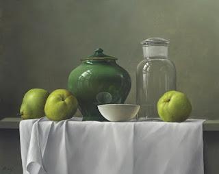bodegones-frutas-y-jarrones