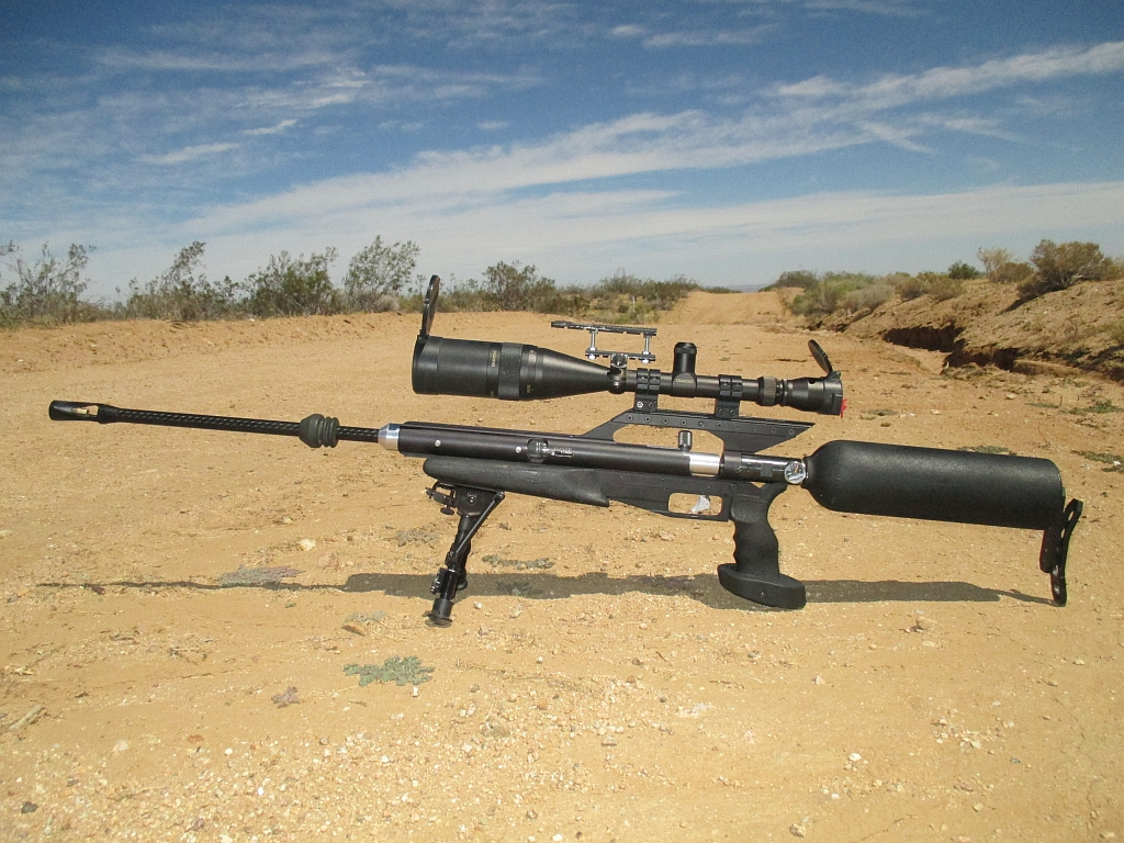 high power airguns