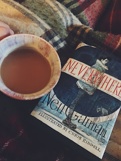 neil gaiman neverwhere book review