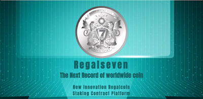 Regalseven(R7) new lending concept of regalcoin