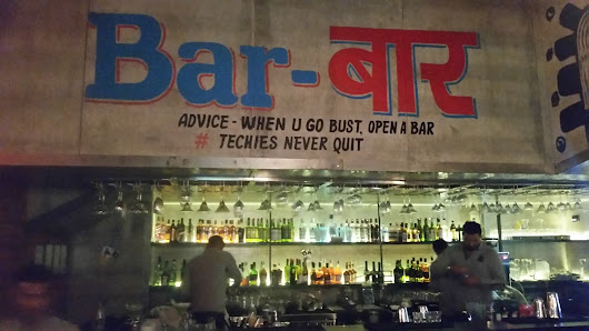 New Place in Town: Themed Bars in Hyderabad to Enjoy Your Evenings