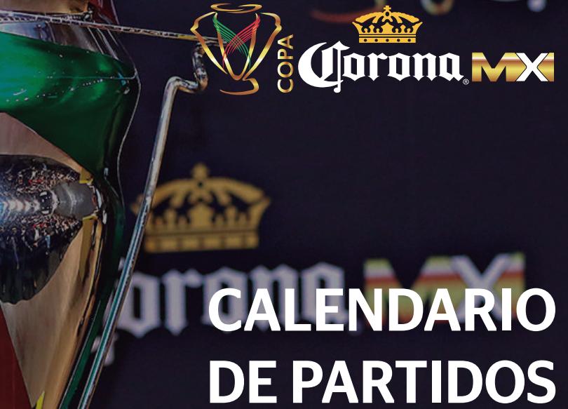 Copa MX arranca el 25 de julio con el juego Puebla-Atlante, a las 19:00 horas.