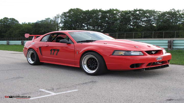 1994 Ford Mustang Wallpaper Modified Full HD - 01