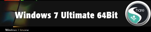 download Windows 7 Ultimate 64Bit