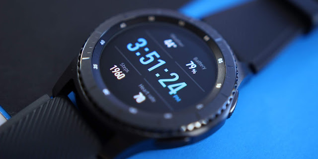 Samsung Watch to be the next wearable device, a leak shows