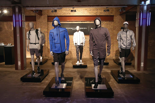 Porsche Design x PUMA collection
