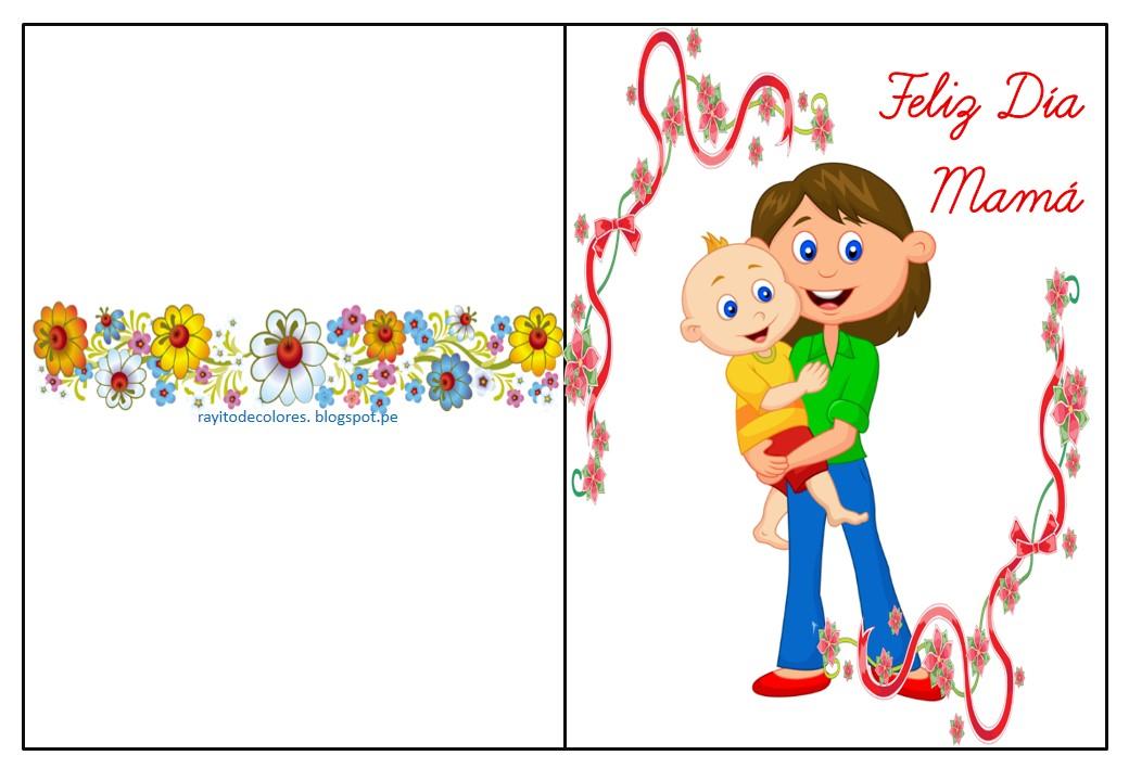 Imagenes Dia De La Madre Para Imprimir