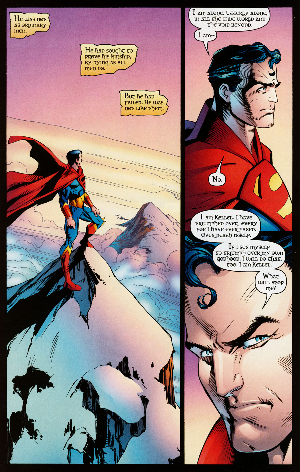 Read online Trinity (2008) comic -  Issue #35 - 26