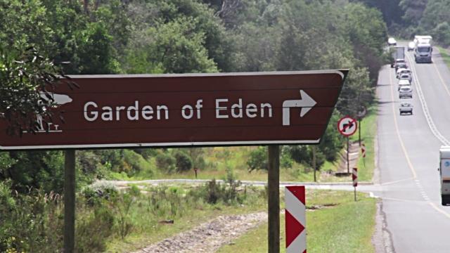 Watsons Serving In South Africa The Garden Of Eden