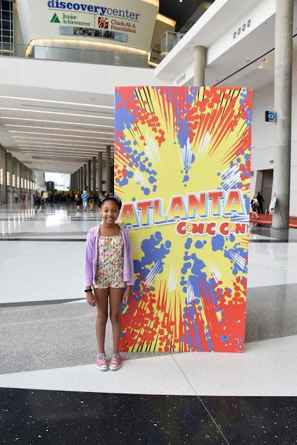 Atlanta Comic Con Recap: Our First Experience  via  www.productreviewmom.com