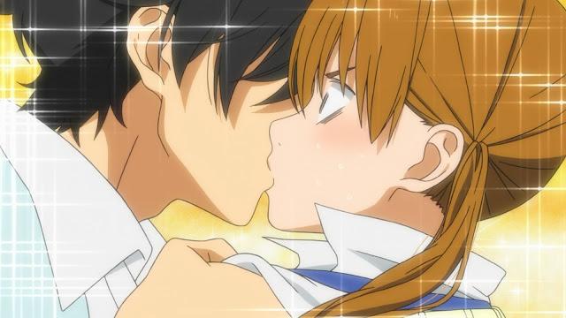 Anime Comedy Romance Tonari no kaibutsu