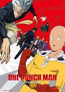 تقرير أنمي رجل اللكمة الواحدة One Punch Man 2nd Season الموسم الثاني