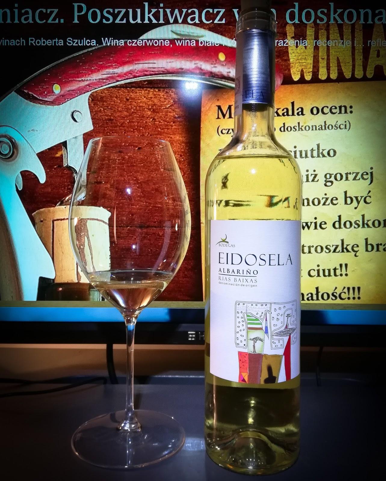 Winiacz Poszukiwacz Win Doskonałych Hiszpańskie Wina W Biedronce