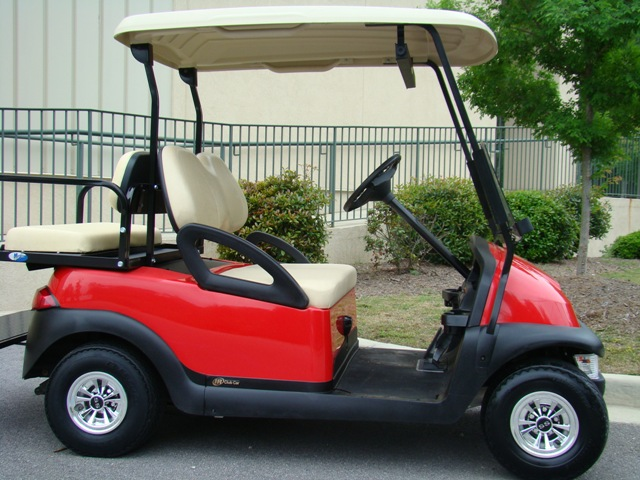 King Of Carts New Used Electric Amp Gas Golf Carts For