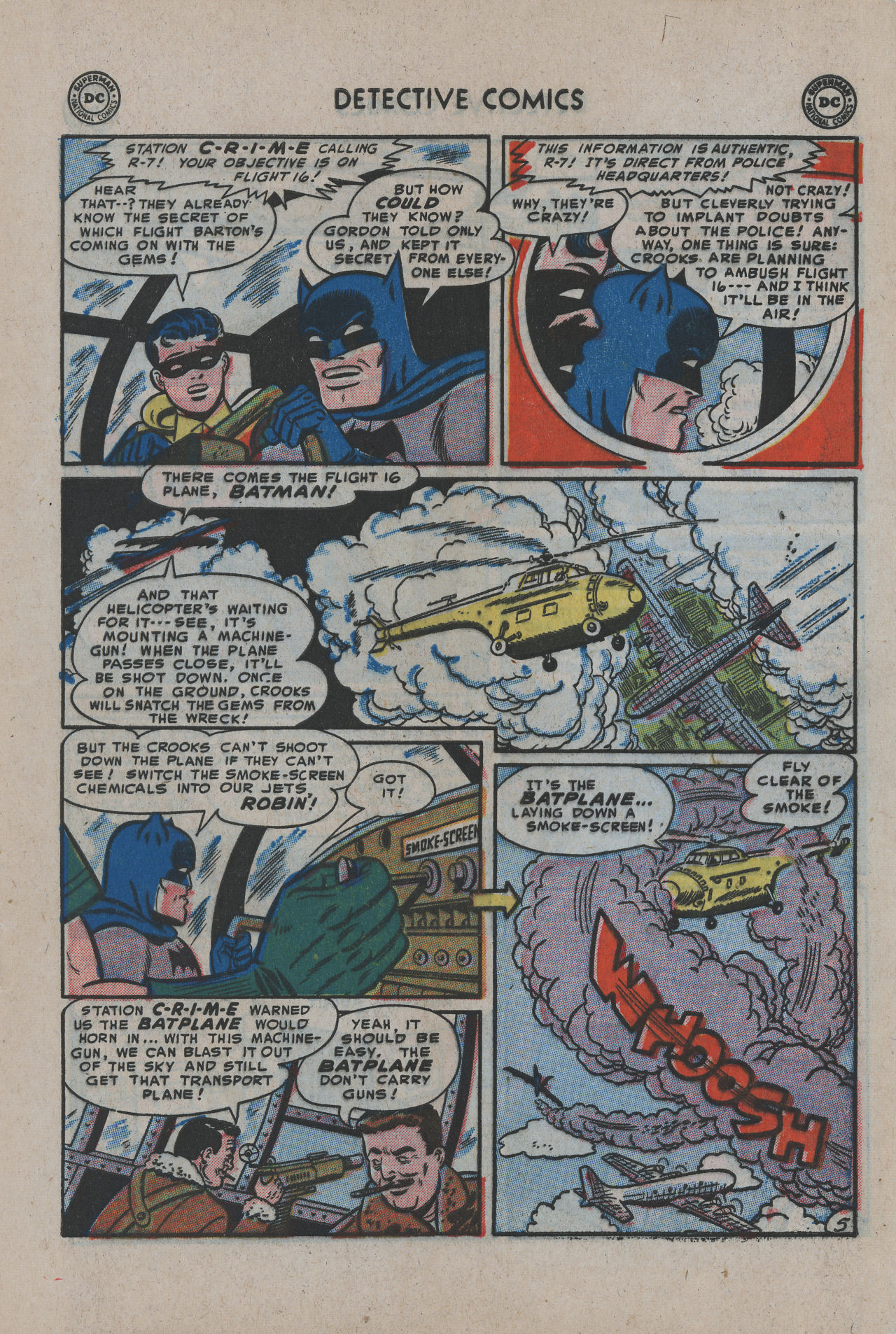 Read online Detective Comics (1937) comic -  Issue #200 - 8