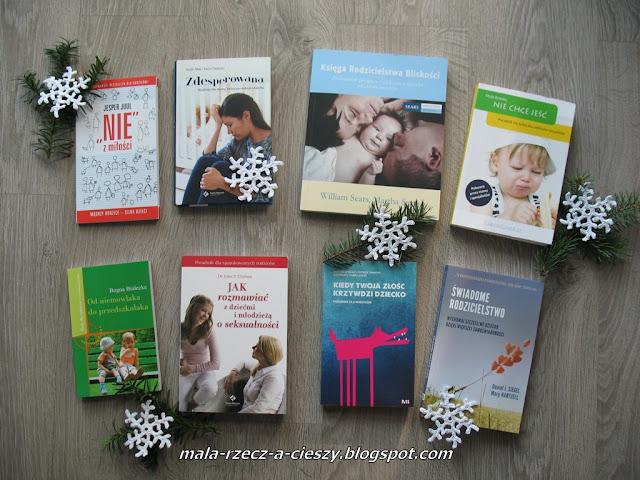 Pomysły na prezent świąteczny - poradniki dla rodziców