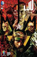Os Novos 52! Liga da Justiça Unida #13