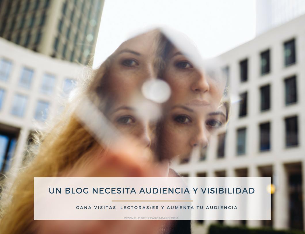 ganar visibilidad y lectores con tu blog
