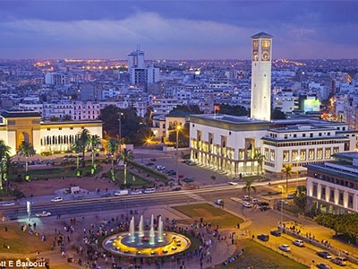 5 DAYS TOUR FROM CASABLANCA